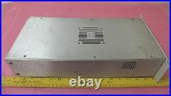 MKS 401815-64, QualiTorr, Orion, Vacuum System Controller, Turbomolecular Pump