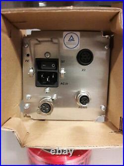 NEW Pfeiffer Vacuum DCU 110 Turbomolecular Pump Controller Warrenty