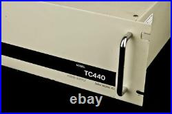 Osaka Vacuum TC-440 Digital Turbo Molecular Pump Controller/Power Supply Module
