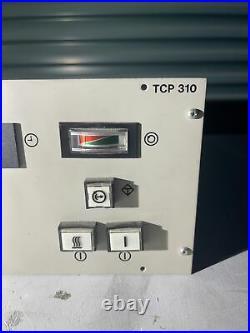 PFEIFFER BALZERS TCP 310 Turbo Molecular VACUUM PUMP CONTROLLER POWER SUPPLY