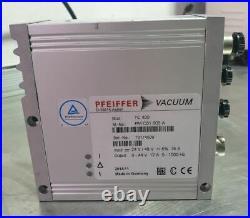 PFEIFFER TC400 PMCO1 800 A Turbomolecular Vacuum Pump Controller