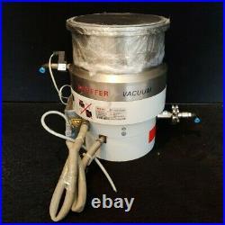 PFEIFFER VACUUM TURBO MOLECULAR PUMP TMH 1001P With TC600 CONTROLLER
