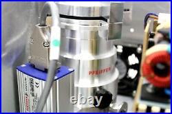 Pfeifer Turbo Molecular & Roughing Drag Pump System & Controller & Warranty