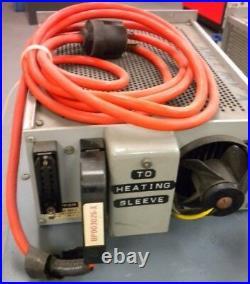 Pfeiffer / Balzers TCP 270 Turbo Molecular Pump Controller