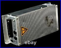 Pfeiffer TCP 120 A RS232 PM C01 479 Vacuum Molecular Turbo Pump Controller