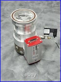 Pfeiffer TMH 071 P Turbomolecular Pump PM P02 980 C with TC100 Controller