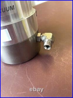 Pfeiffer TMH 071 P X Turbomolecular Drag Pump with TC100 Controller