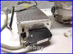 Pfeiffer TMH 260-130 Turbo Molecular Vacuum Pump with TCP 120-RS 232 Controller