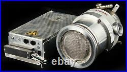 Pfeiffer TMH 260 Turbo Molecular Vacuum Pump +TCP 120 A RS-232 Controller
