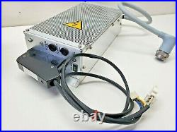 Pfeiffer TMH 260 Turbo Molecular Vacuum Pump with TCP 120 Controller and Cable