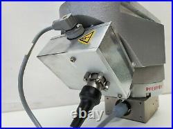 Pfeiffer TMH 261-130 Turbomolecular High Vacuum Pump with TC600 Controller