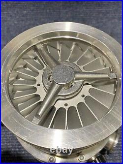 Pfeiffer Tmh 261 Turbo Molecular Pump With Tc600 Controller Dn100 Iso-k, 3p