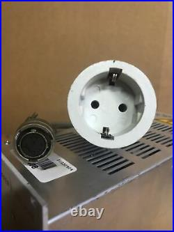 Pfeiffer Turbomolecular Pump Controller TCP015 working