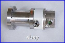 Pfeiffer Vacuum Tmh 064 Turbo Molecular Pump Tmp, Controller Tcp015 Working Free