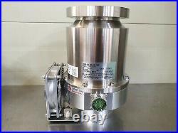 SHIMADZU TURBO MOLECULAR PUMP TMP-303M + El-S04M Controller