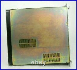 STP CONTROL UNIT Edwards SCU-1000C Turbomolecular Pump Controller Turbo As-Is