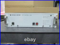 Seiko-Seiki SCU-300H Turbo Molecular Pump Control Unit, STP, 100V, 450729
