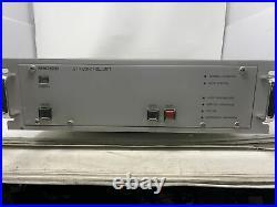 Seiko-Seiki SCU-300H Turbo Molecular Pump Control Unit STP 100V MWD5