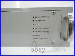 Seiko Seiki SCU-600 Turbo Molecular Pump Control Unit control