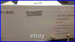 Seiko Seiki STP-600 Turbo Molecular Vacuum Pump Control Unit