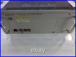 Seiko-Seiki STP-H1000CV Turbo Molecular Pump Control Unit 2600VA 50/60Hz