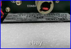 Seiko Seiki STP-H2001K1B Turbomolecular Pump Control Unit, tested working
