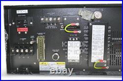 Seiko Seiki Stp-h600wa Turbo Molecular Pump Control Unit Scu-h600wa