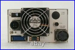 Shimadzu EI-D303M Turbomolecular Pump Controller TMP Power Unit Turbo Working
