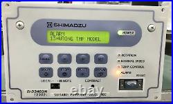 Shimadzu Ei-d3403m Turbo Molecular Pump Controller