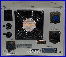 Shimadzu El-1003m Turbomolecular Pump Controller