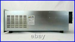 Shimadzu FTI-2301D (T1)-D3R Turbomolecular Pump Controller Turbo 3Z80-000025-V1