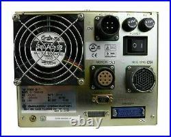 Shimadzu Turbo Molecular Pump Tmp Ei-3403md Controller