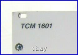 TCM1601 Pfeiffer PM C01 677A Turbomolecular Pump Controller Turbo Tested Working