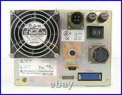 TMP Shimadzu EI-203MD Turbomolecular Pump Controller Turbo Tested Working