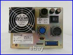 TMP Shimadzu EI-3203MD Turbomolecular Pump Controller 2.0K Temp Alarm As-Is