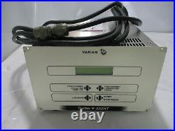 Turbo-V 300HT C. U. Varian 9699524 Turbomolecular Pump Controller Turbo 50-60HZ