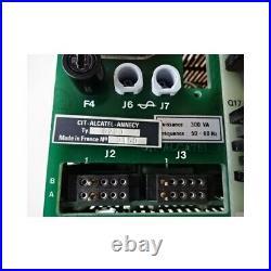 Turbomolecular Pump Controller Alcatel /adixen Cff 450