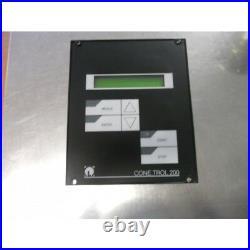 Turbomolecular Pump Controller Leybold Cone. Trol 200