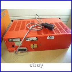 Turbomolecular Pump Controller Leybold / Heraeus Turbotronik Nt450