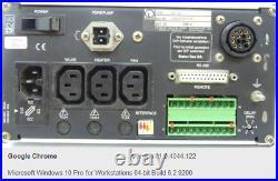 Turbotronik NT 20 Turbomolecular Vacuum Pump Benchtop Controller