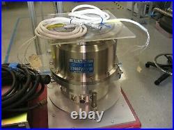 ULVAC UMT2300FWithD1H TURBO MOLECULAR PUMP AND CONTROLLER