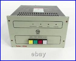 Varian 969-9521 Turbo-V200 Turbo Molecular Pump Controller
