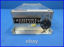Varian 9699504S011 Turbomolecular Pump Controller Turbo AMAT SemVision cX Used