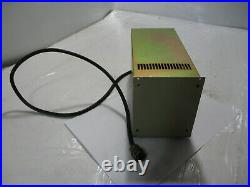 Varian 9699841 Turbo-V 60 Turbo Molecular Controller FOR USE WithTV 60/70 PUMP