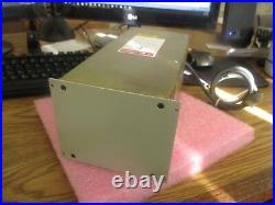 Varian Model FX9699841. Turbo-V 60 D. U. Turbo Molecular Pump Controller