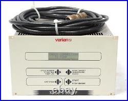Varian Turbo-V 300HT Turbomolecular Vacuum Pump Controller