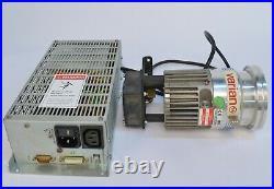 Varian Turbo V-70 Turbomolecular Pump 965-9357 with Controller 9699507S003