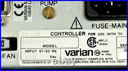 Varian Turbo-V 70 Turbomolecular Vacuum Pump Controller Control Module 9699505