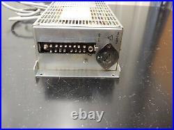 Varian Turbo-V 70 Turbomolecular Vacuum Pump & TV 70 Controller Turbo Pump