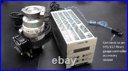 Varian Turbo V-70 model 969-9359 Turbomolecular Pump with 969-9505 Controller